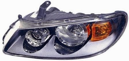 האופנה האופנתית ניסן אלמרה פרפקט פנס ראשי שמאל חשמלי ( מתאים לשנים 2004-2007 JK-64